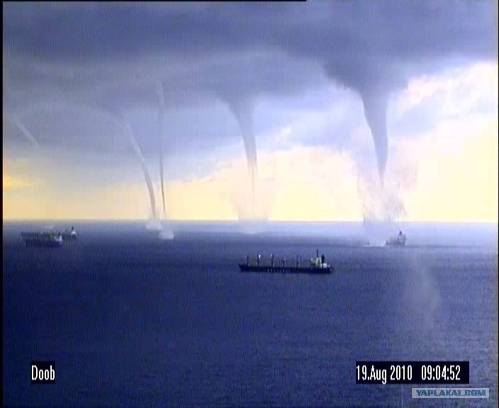 Waterspouts in ...