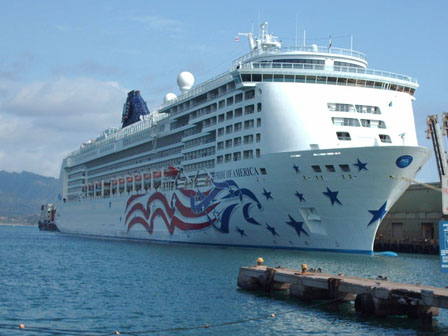 Pride of America Cruise Ship