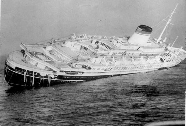 Andrea Doria Dive Site