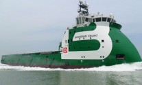File photo of Bourbon Front courtesy Bourbon Offshore Norway