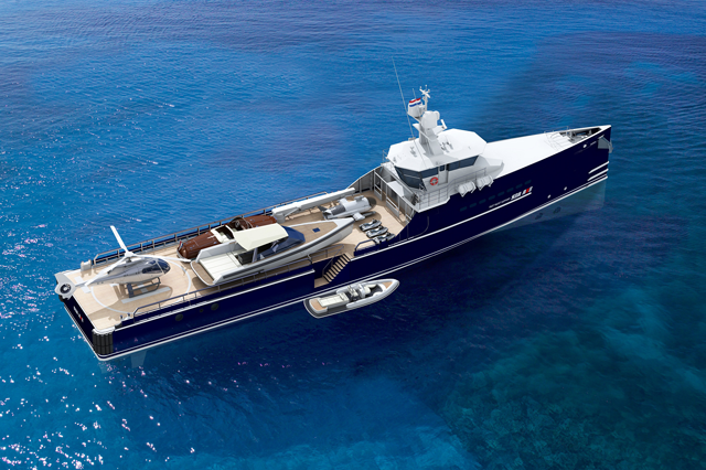 The Workboat For Billionaires Introducing The Newest