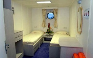 Sleeping With Your Containers The Greenest Way To Travel Gcaptain