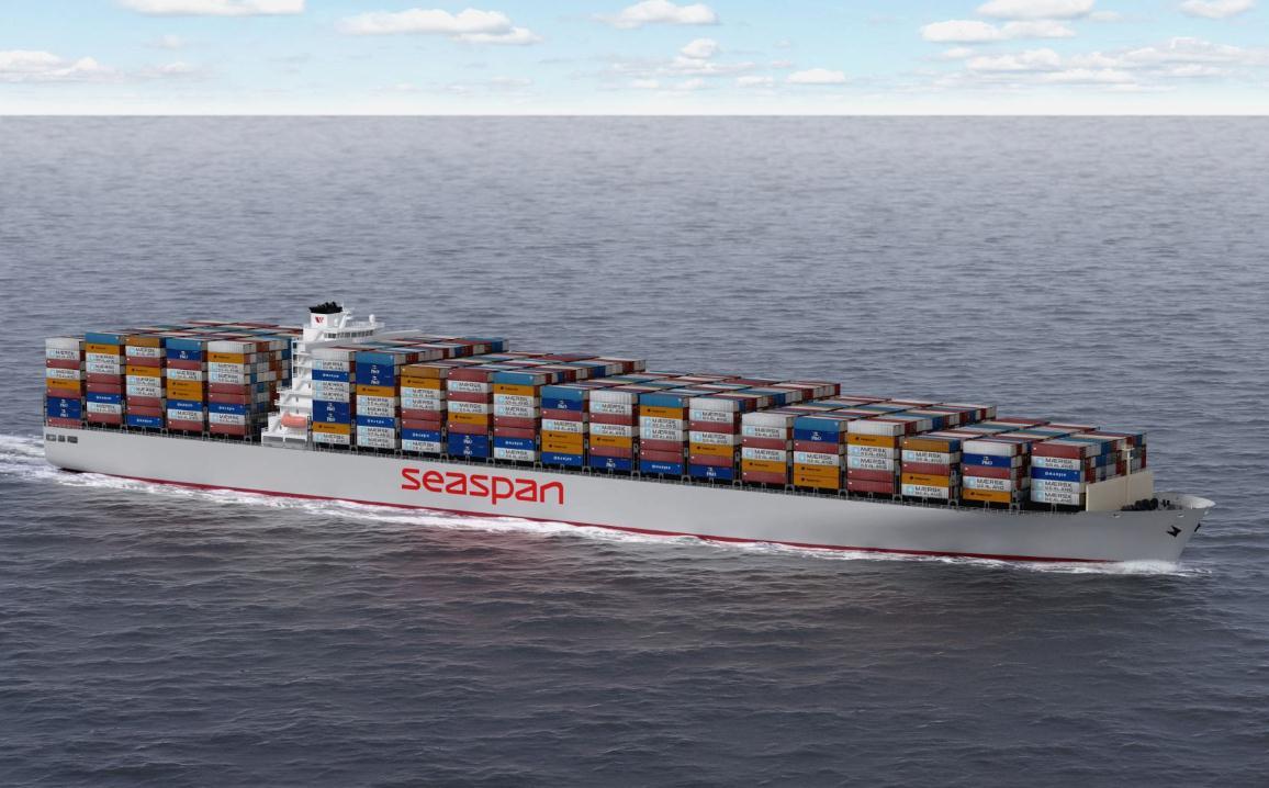 Seaspan Orders Four Fuel Efficient, 10,000 TEU ...