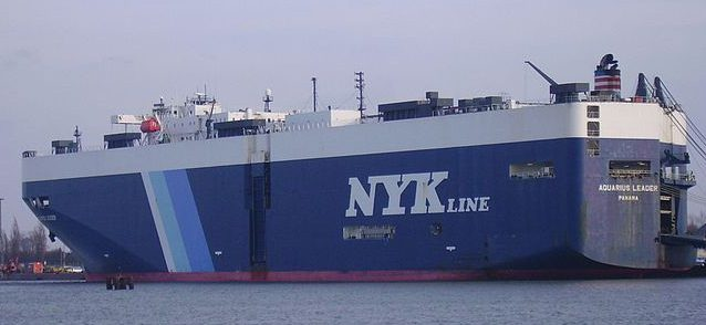 nyk lines aquarius leader