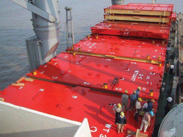 Delayed Deliveries Hit Cargotec S Marine Unit Gcaptain