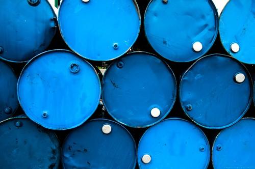 oil barrels bbls
