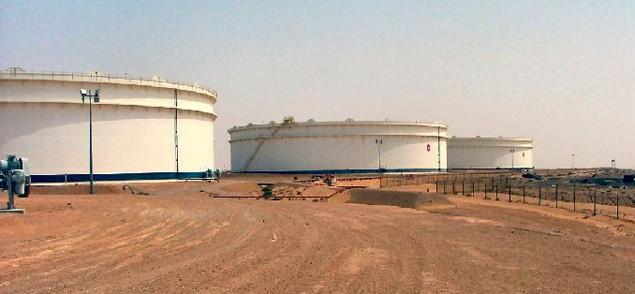 ras lanuf oil terminal
