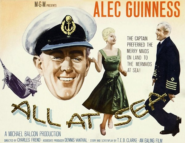 All at Sea (MGM, 1958)
