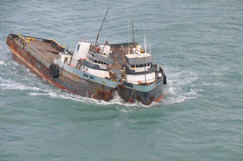 Tandem Tow Goes South In U S Gulf Of Mexico Gcaptain