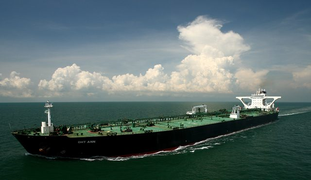 dht ann vlcc supertanker
