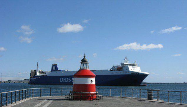 Corona Seaways. Image (c) DFDS