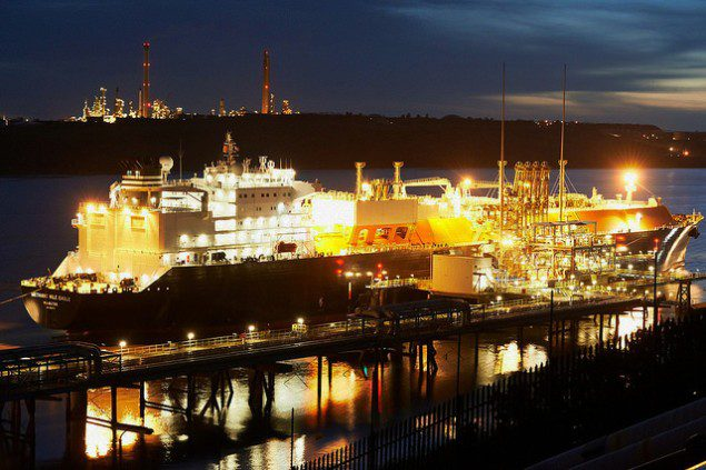 bg group lng carrier