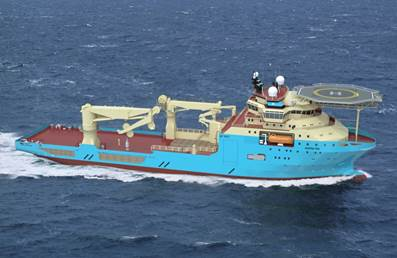 maersk supply service subsea vessel