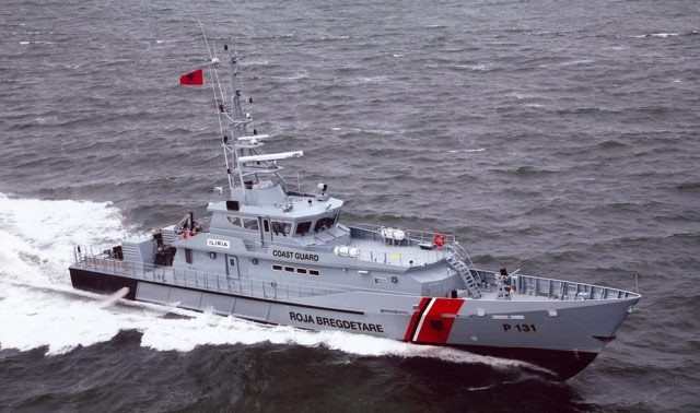 Mexican Navy Chooses Damen for New Patrol Vessels