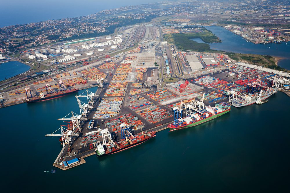 Durban Digs Deep to Lure Large Container Ships From Suez ...