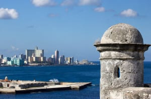 A view of Havana, Cuba. Photo: Shutterstock/claffra