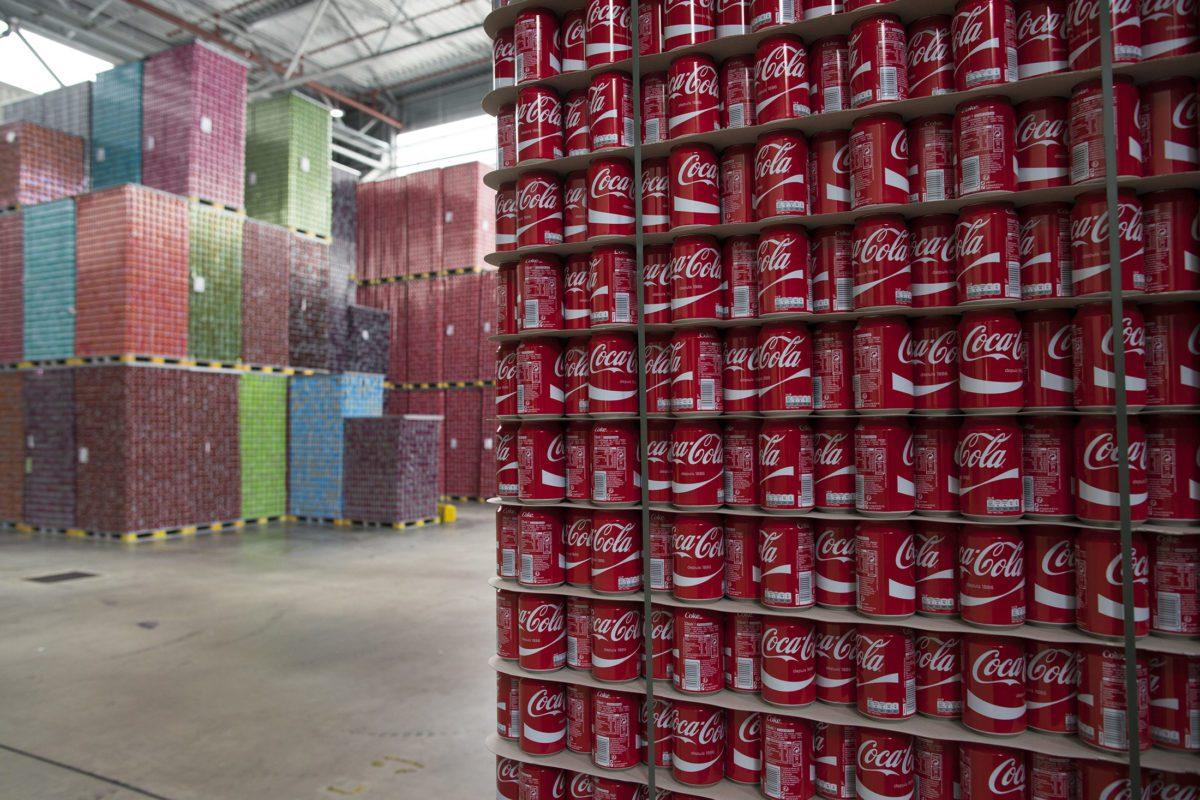 Cocaine Found In Coca Cola Shipping Container Gcaptain