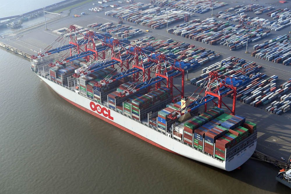 OOCL Announces Bunker Recovery Surcharge to Cover IMO 2020 Compliance