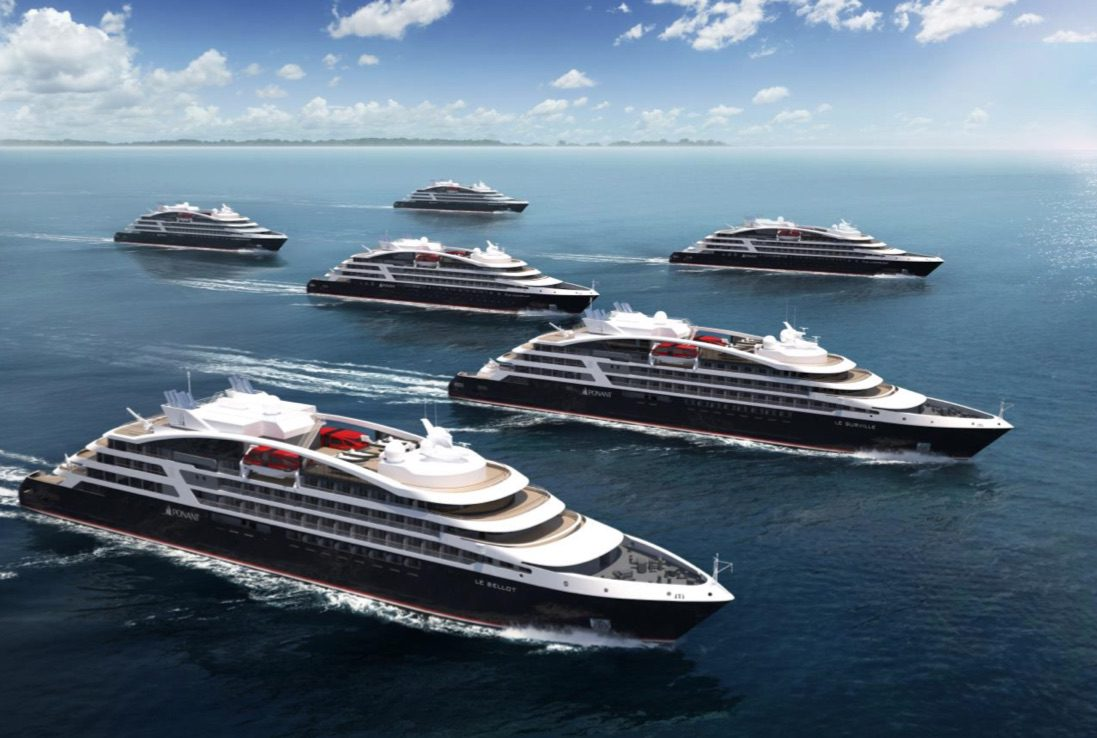 Ponant Places Orders For Two More Luxury Expedition Cruise