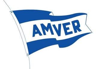 AMVER Flag USCG