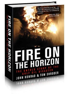 Fire On The Horizon, A Book By John Konrad