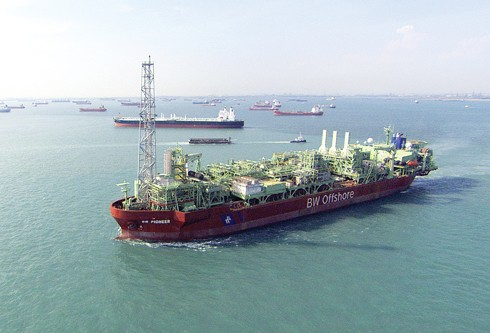 boemre approves gulfs first deepwater fpso facility