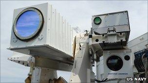 US Navy Pirate Laser