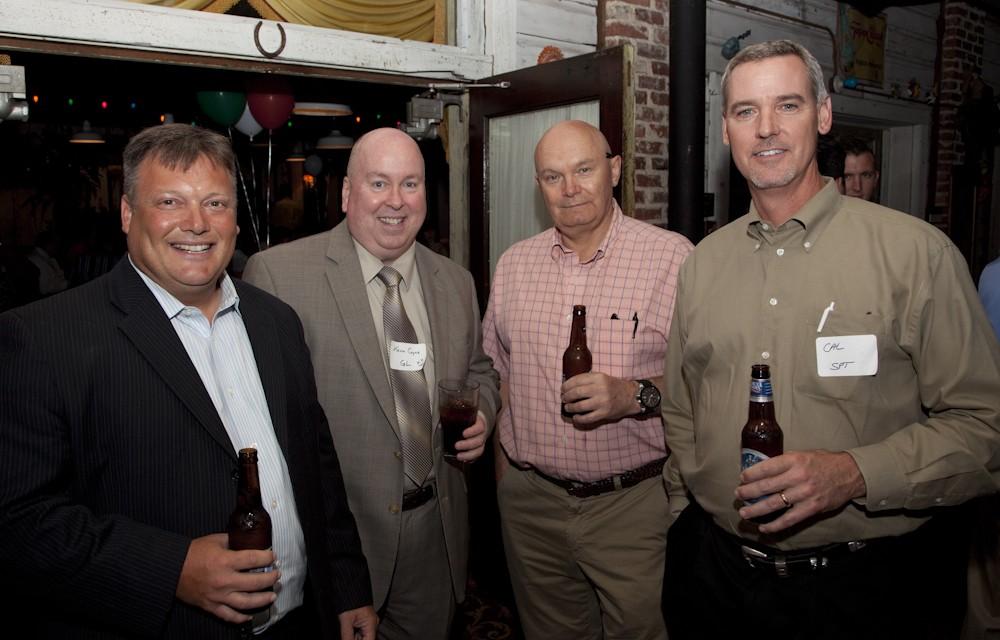 Steven Putnam, Captain Kevin Coyne, Cal Hayden