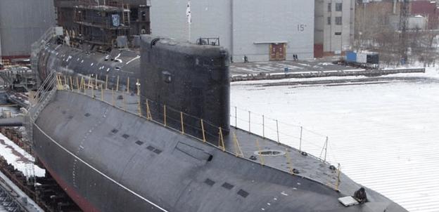 Vietnam Kilo Class Submarine