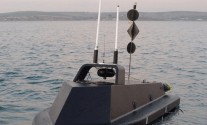 Stealth Robotic Boat