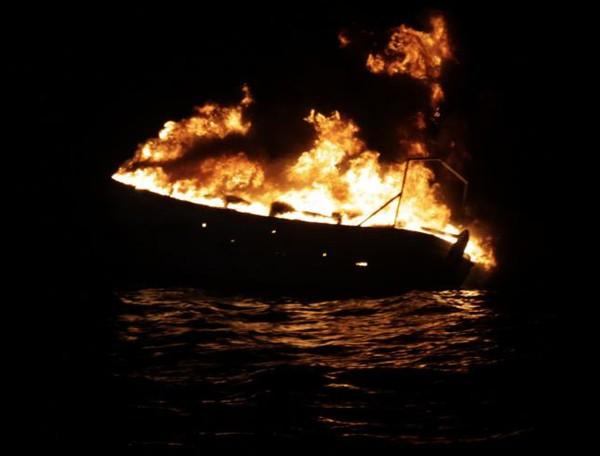 destroyed whaler pirate skiff destroyed FGS KOELN EUNAVFOR piracy