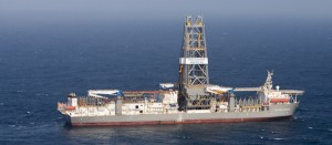 Discoverer Americas transocean