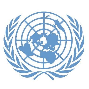 united nations un logo