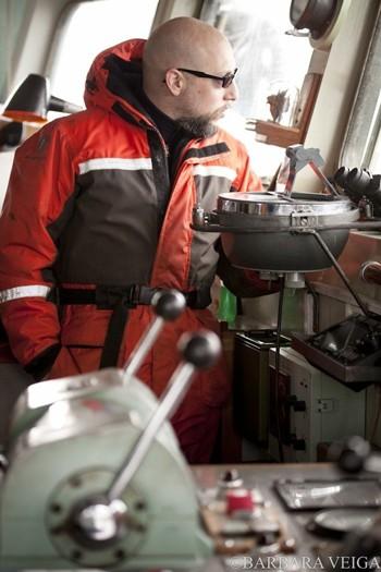 Jeffrey Milstein port security watch officer shipboard