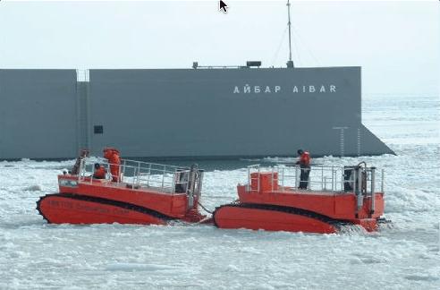 ARKTOS-Amphibious-Lifeboat