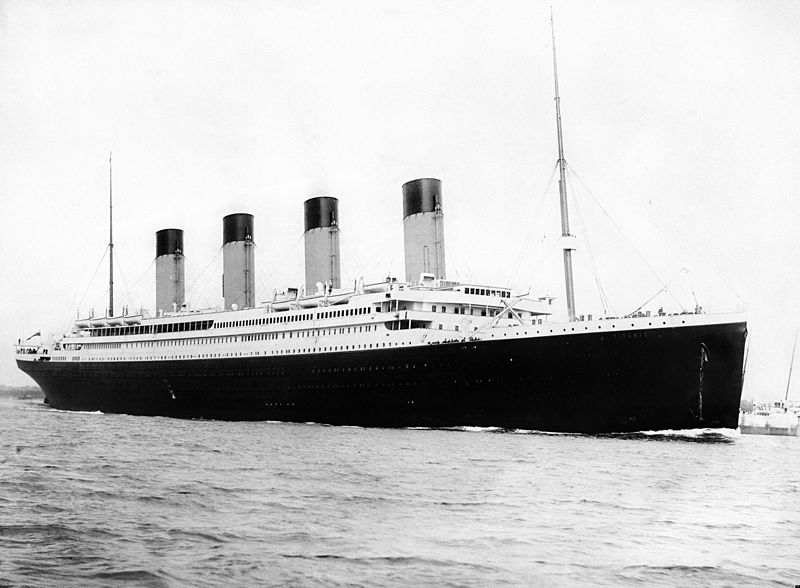 Remembering Titanic Top 10 Best Titanic Links On The
