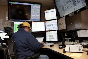 helix esg producer oil production control room