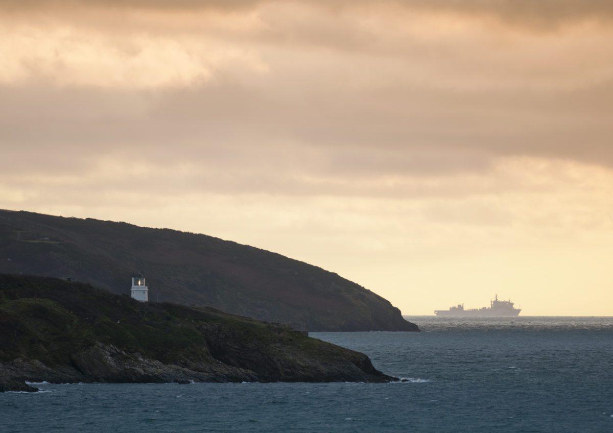 James Lewis lighthouse fraggle rock