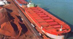 ore carrier ship