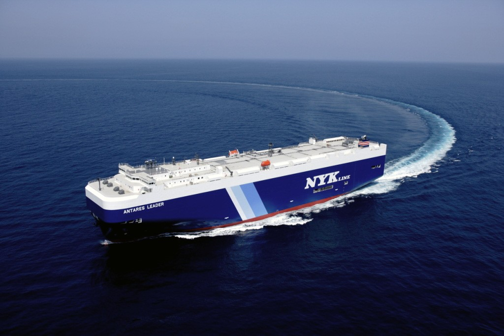 NYK's Antares Leader