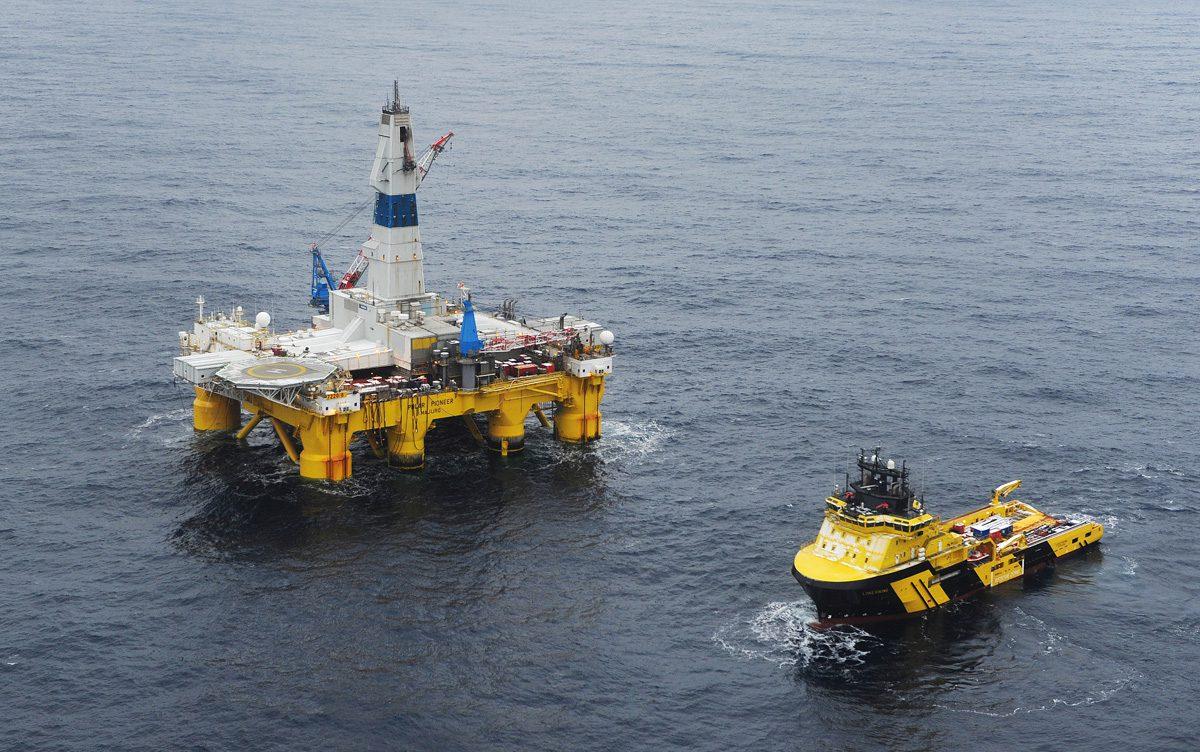 Polar Pioneer barents sea statoil