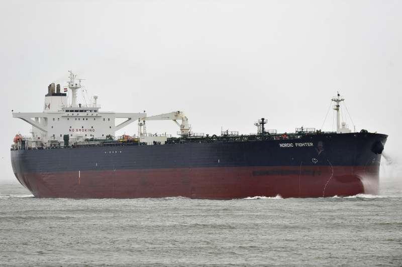nordic fighter suezmax tanker