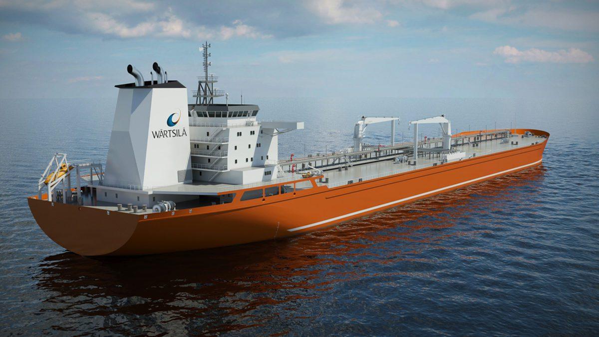 w rtsil s new aframax tanker concept design gcaptain