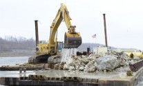 Rock Blasting and Rainfall Improve Conditions on Mississippi River, Says Kirby