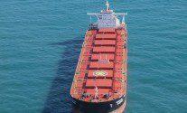 port hedland australia capesize iron ore