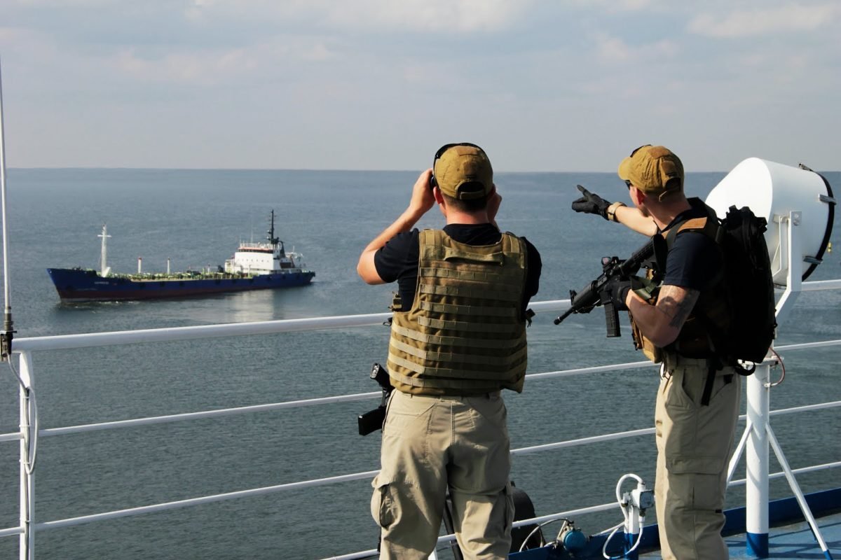 A Primer On Maritime Security Perception Or Reality