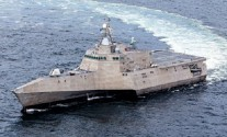 LCS 4 Completes U.S. Navy Acceptance Trials