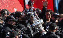 Capping a Legendary Comeback, Oracle Team USA Wins The America's Cup
