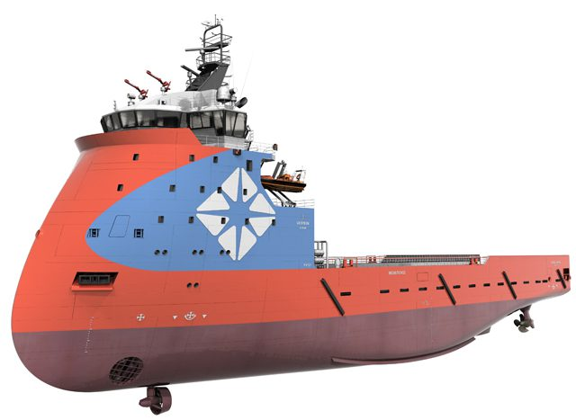 Pacific Radiance Group Orders Pair Of Ulstein X Bows