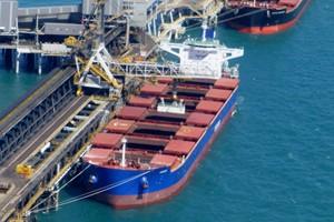 kishore bulk carrier